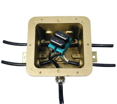 Underwater Junction Box
