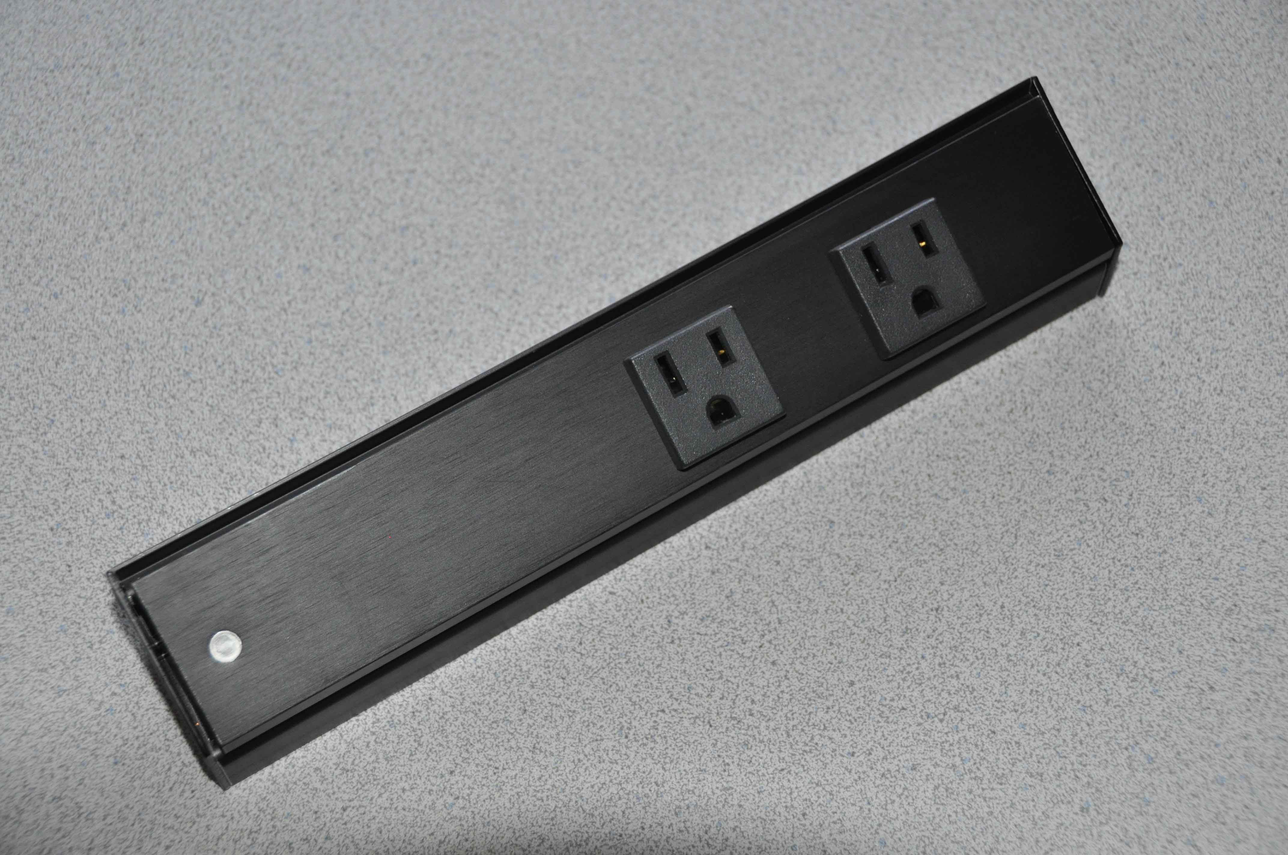 New Slimline Profile Angled Power Strips With Tamper Resistant Outlets  are now available!