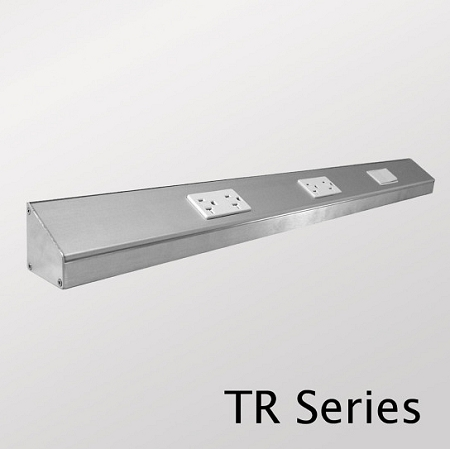 Standard Angled Power Strip
