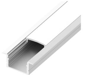 CHROMAPATH Slim or Standard Recessed Mount Channel Kits