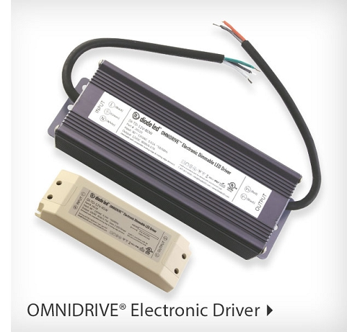 Electronic Dimmable Drivers (Omnidriver)