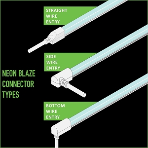 Neon Blaze Mounting & Connector Accessories