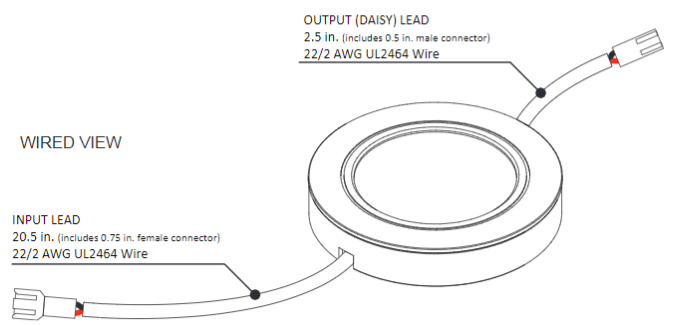 spotmod link led puck light fixtures