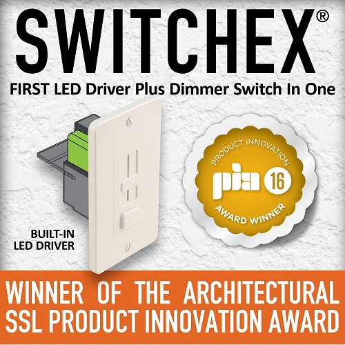 Combo Dimmer Switch/Driver