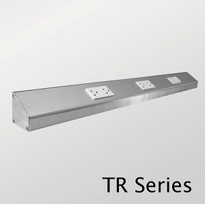 Angled Power Strip (Duplex Receptacle & Switch)