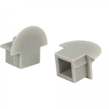 SempriaLED End Cap Kit for Recessed Housing