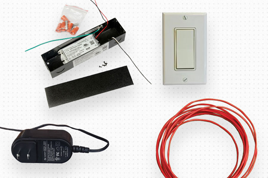 Dimmable Led Drivers Power Supplies Hardwired Or Plug In