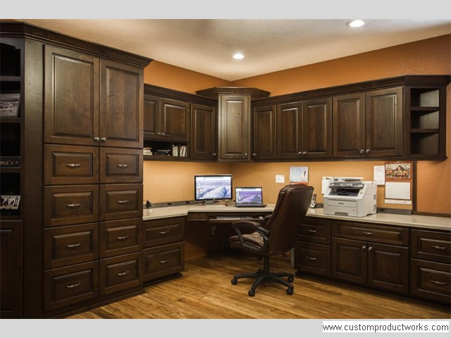 Take your office to the MAX using Angled Power Strips and Under Cabinet LED Lighting!