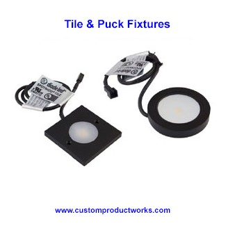 SPOTMOD Link LED Puck Light Fixtures