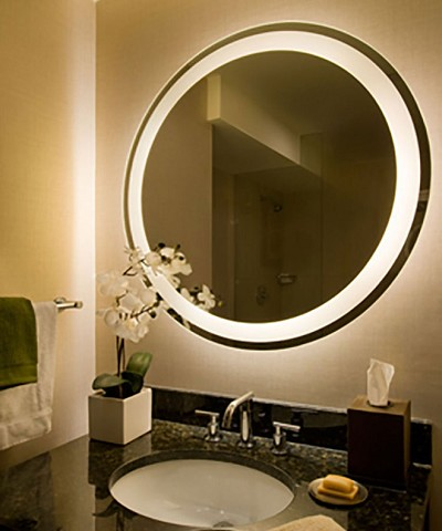 Eternity LED Lighted Mirror