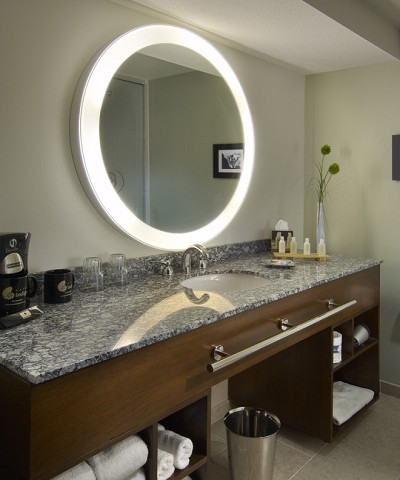 Trinity LED Lighted Mirror
