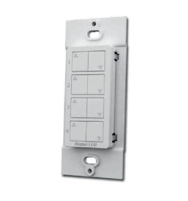 Four Zone Wireless Dimmer Switch